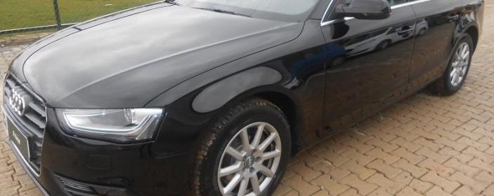 Audi a4 20 tdi 177 hp multitronic pi 2013