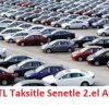 Uygun Taksitlerle Peşinatsız Senetle Satılan Araba Kampanyaları